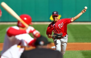 Division Series - Washington Nationals v St Louis Cardinals - Game One
