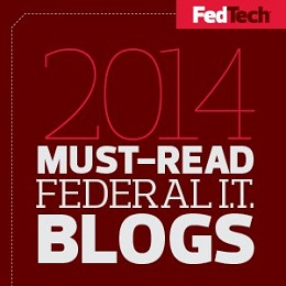 50 Must Read Federal IT Blogs