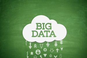 Big data on blackboard