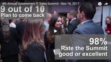 Government IT Sales Summit