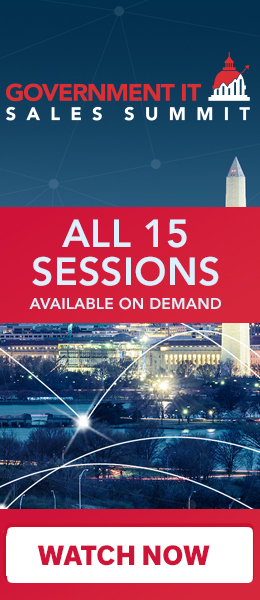 View Government IT Sales Summit Videos Now